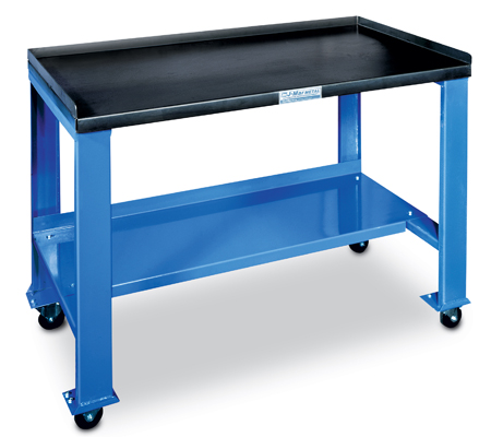 Portable Work Bench for Automotive Repair Shops