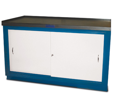 Cabinet Style Work Benches for Automotive Repair Shops