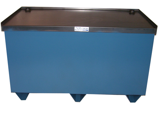 WBT-250 Storage Tank Workbench