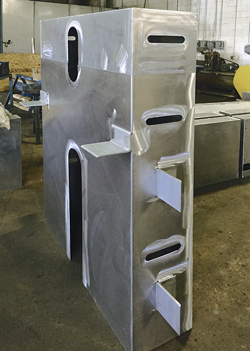 Custom Fabricated Guards